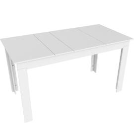 Lollygagger Picnic Table, White