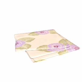 Palm Flower Napkin, Wasabi