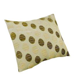 Sweet Spots Cushion, Citron
