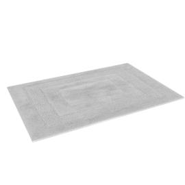 Aristocrat Plush Bathmat - 60x90 cms, White