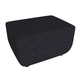 Softbench Wide, Anthracite