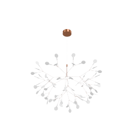 Moooi Heracleum II, copper