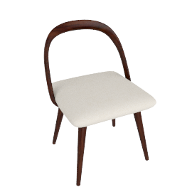 Rialto Dining Chair by Tandem Arbor