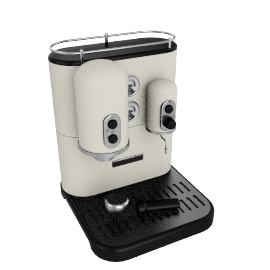 KitchenAid Artisan Coffee Maker, Cream
