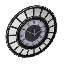 Cena Mirror Wall Clock