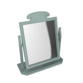 Louisa Mirror, Duck Egg