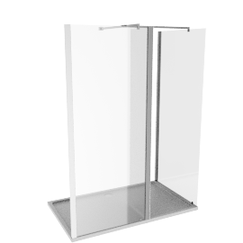 FONT Shower Enclosure 1500 mm x 900mm