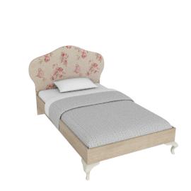 Rosette Single Bed