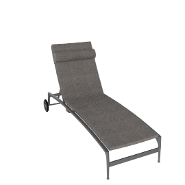 Silver Collection Chaise Sunbrella Cushion