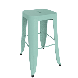 Marais Counter Stool - Mint