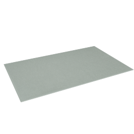 DWR Plush Bathmat, Mint