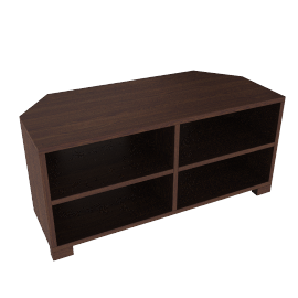 John Lewis Stowaway Finished Corner TV Unit for TVs up to 37-inch