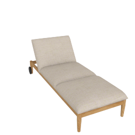 Terassi Chaise, Papyrus