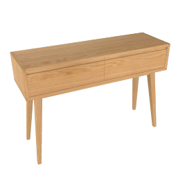 House by John Lewis Stride Console Table
