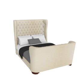 Royale High End Bedstead, Double