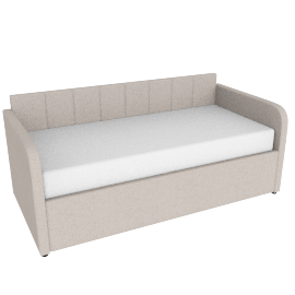 Stellar Day Bed York, Beige
