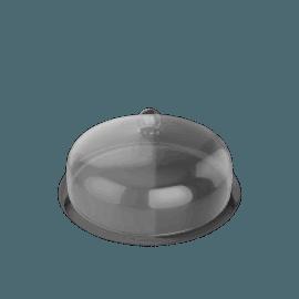 Nigella Lawson Cake and Cheese Dome, Black