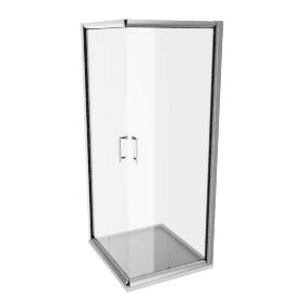 ALBA Corner Entry 900 mm x 800 mm