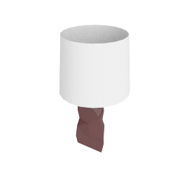 Abstraction Table Lamp