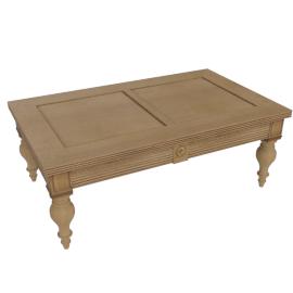 Aban Coffee Table, Antiqe Oak