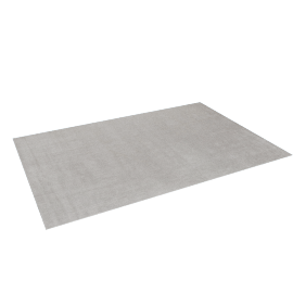 Natura Rug 6x9, Light Grey