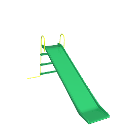 TP167 King Fisher Slide, 2m, Green