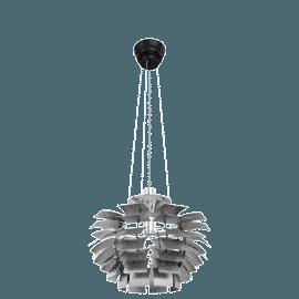 PH Artichoke Lamp - Medium, Stainless steel