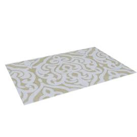 Arctic Bath Mat - 60x90 cms, Gold