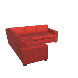 Portola Sectional - Fabric