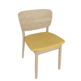 Valencia Chair, Ochre