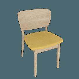 Valencia Chair, Ochre