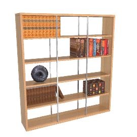 Index Three Bookcase