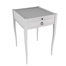Deauville Bedside Table