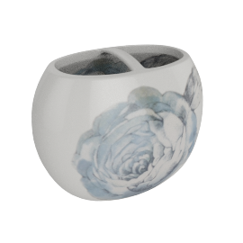 Carolina Rose Tooth Brush Holder