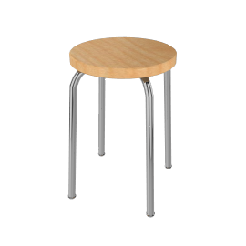Mako Bar Stool, Natural