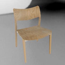 Laclasica Chair - Ash