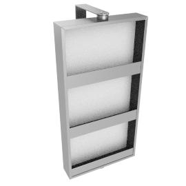 Rotating Wall Cabinet
