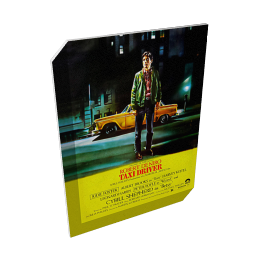John Lewis Taxi Driver Movie Poster Print on Canvas, 30 x 40cm