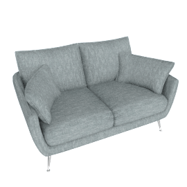 Palmer Textured 2-Seater Sofa
