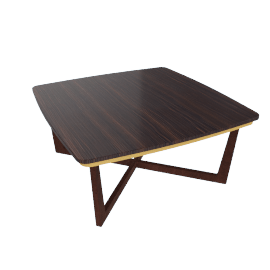 Hypnos Rectangular Coffee Table