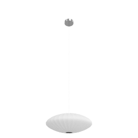 Nelson Saucer Pendant Lamp, small