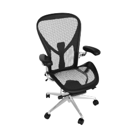 Aeron Deluxe PostureFit SL Chair