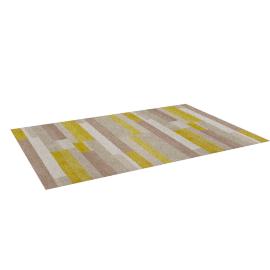 Grid Rug, 300x200cm, Fennel