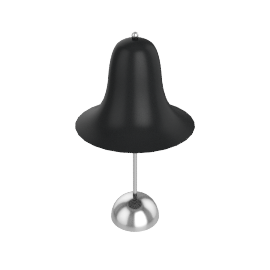 Verpan Pantop table lamp, matt black