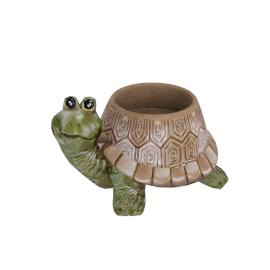 Tortoise Planter Pot - 26.5x18x13.5 cms