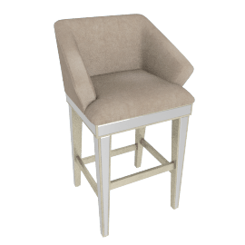 Casablanca Upholstered Bar Stool