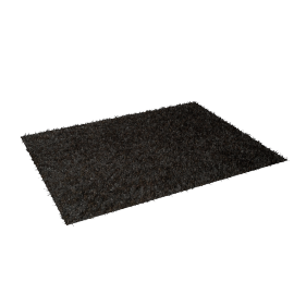 Adorn Shaggy Rug - 120x160 cms, Brown
