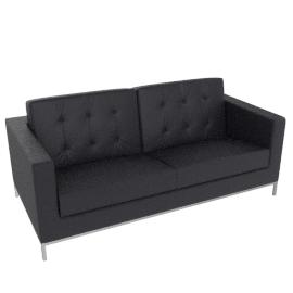 Odyssey Large Sofa  , Arredo Black
