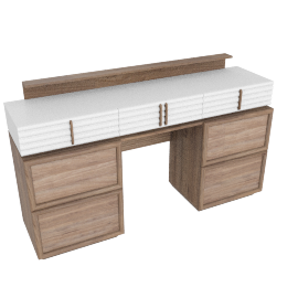 Leanne 7-Drawer Dresser