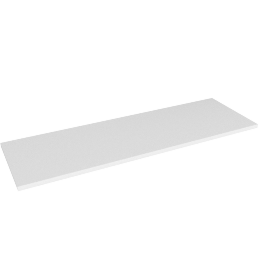 Blend Console Table Top, White